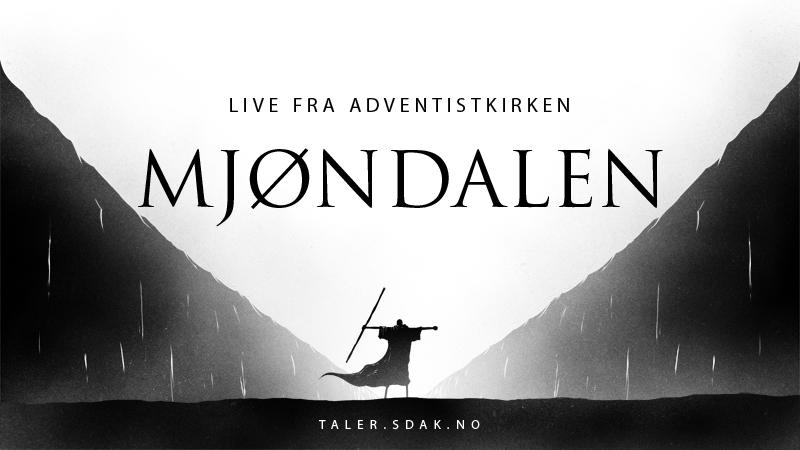 Livesending - stream fra Adventistkirken i Mjøndalen